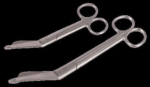 Verbandschere Edelstahl 145 mm (ohne Zähne)
