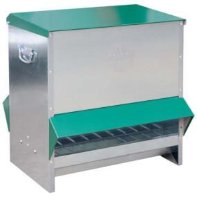 Futterautomat für Wachtel, Geflügelautomat - Mittel - M