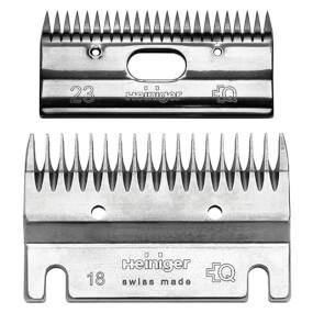 HEINIGER - 18/23 Schermesser Set