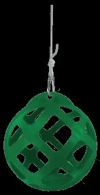 Hay Slowfeeder grün 40 cm Kunststoff
