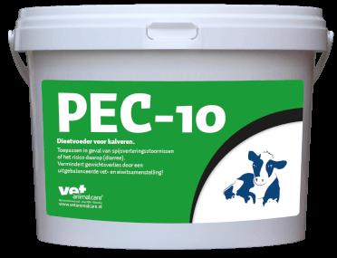 HAC - PEC-10, Ergänzungsfuttermittel zur Reduzierung des Gewichtsverlustes