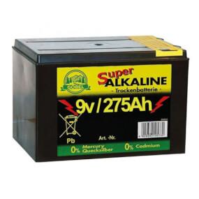 Batterie 275 AH alkalisch