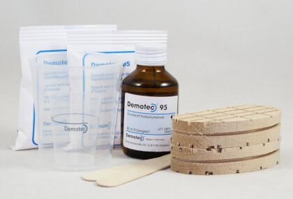 DEMOTEC - Demotec 95 XL 2er Packung, Komplett