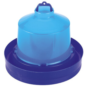 Küken-Trinker 1. Alter - 5 Liter - Blau