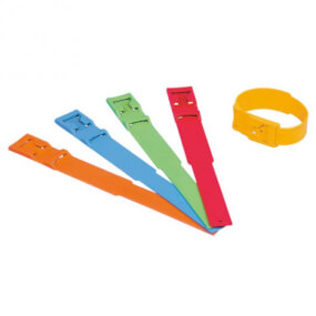 Kunststoff Fesselbandgrün
