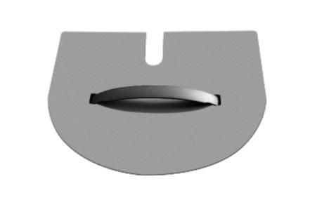 """5 Stk. Deckel für Milk Bar® Calf Feeder 1 Sauger mit """"Clip-on-teat"""" System 4L"""