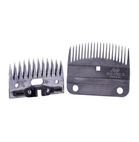WAHL - Lister Wizard Schafe Schneidsatz - 20 Zähne - Scharfschermaschine
