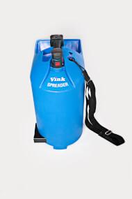 VINK - Streuer 12L - Einstreu, Sägespäne, Pulverstreuer für Boxenlaufställe