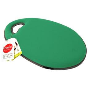 Kneelo™ -  Knieschutzkissen mit polsterndem Memory Schaum, 50 x 30 cm smaragdgrün