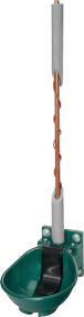 Tränkebecken SB 2 H RBH  mit Rohrbegleitheizung 230 Volt / 54 Watt (Frostschutz bis ca. -20°C)