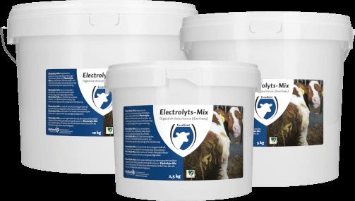 HAC / EXCELLENT - Elektrolytmischung für Rinder zur Ergänzung von Salzen bei Feuchtigkeitsverlust
