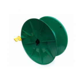Ersatzrolle zuKunststoff Drahthaspel grün