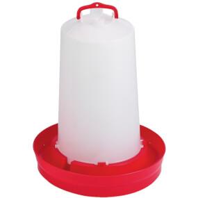 Küken-Trinker 1. Alter - 12 Liter - Rot