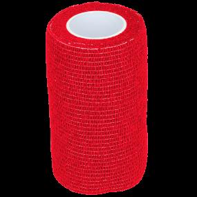 HAC - Bandage Animal Profi 10 cm Rot