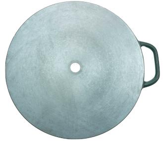 HORNER - Klemmteller für DD-Schleifmaschine für Schermesser
