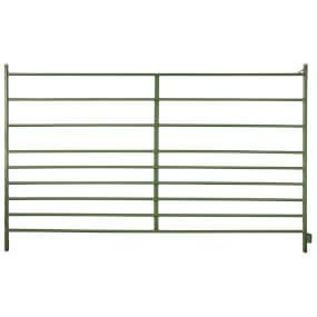 FARMTIGER - Individuelle Panel für Schafe und Ziegen aus Aluminium, Weidezaun, Schafzaun, Gitterzaun
