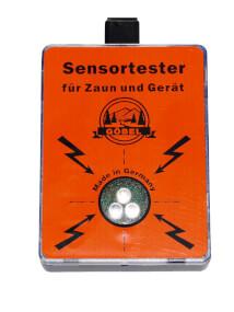 Sensor Zaun- und Geräte Tester