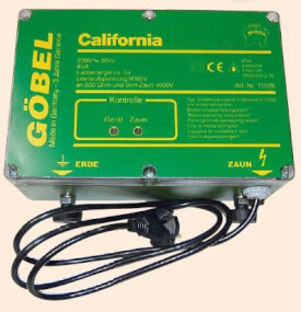 Netzgerät California N 10000