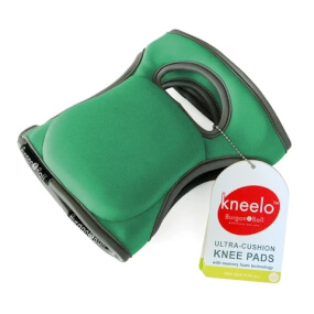 Kneelo™ Knieschoner smaragdgrün