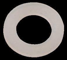 HAC - Nylon Dichtungsring 30/50ml flach