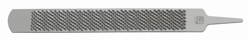 DICK - Turf Hufraspel, 44mm Blattbreite, 5mm Dicke, 350mm Hieblänge
