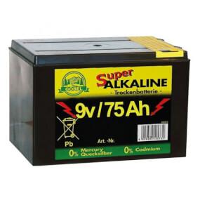 Batterie 75 AH alkalisch