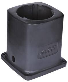 THERMO SÄULE - Thermo S 400 (geschäumter Kunststoff) - Säule für Tränkebecken