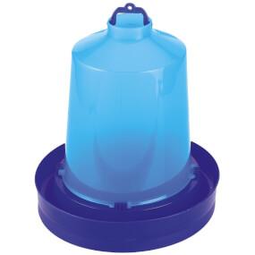 Kükentränke 1. Alter - 8 Liter - Blau, Gefügeltränke