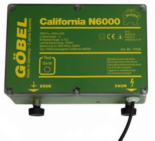 Netzgerät California N 6000