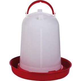 """Geflügeltränke """"Eco"""" 5 Liter – Rot, Geflügeltränke"""