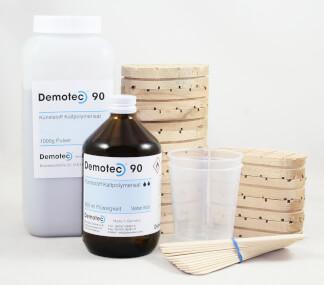 DEMOTEC - Demotec 90 12er Packung, komplett