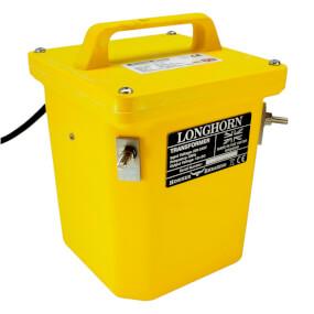 HORNER - Transformator 12V für Longhorn Batteriemaschinen