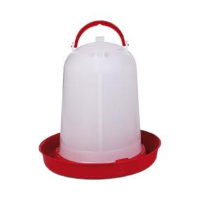 """Geflügeltränke """"Eco"""" 1,5 Liter – Rot, Geflügeltränke"""