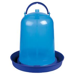 """Geflügeltränke """"Eco"""" 5 Liter – Blau, Geflügeltränke"""