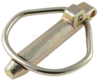 Sicherheitsklappstecker 10,5mmSB 5er Pack