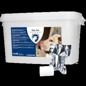 HAC / EXCELLENT -  Brausetablette für Kälberdurchfall Rehy-Tab Plus, 48 Tabletten