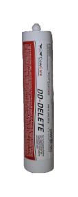 DD-DELETE - Gel, kit cartridge mit mix tip of 360 g (300 ml) - Klauenpflege