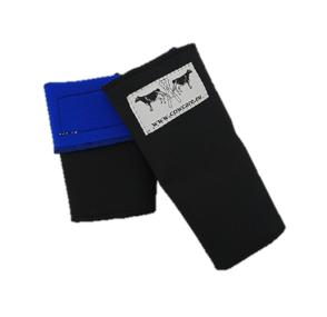 FARM TIGER - Neopren Pulsschutz-Paar  9 cm (Blau) - Klauenpflege, Arbeitskleidung