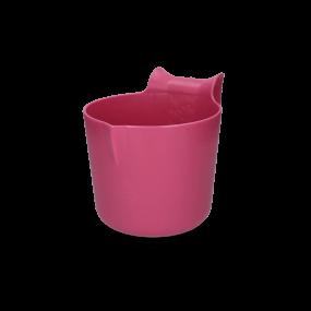 HAC - Futtertrog zum Einhängen 8 l rosa