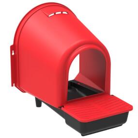 Kunststoff Nestbox (Legenest, Nistkasten, Hühnernest)