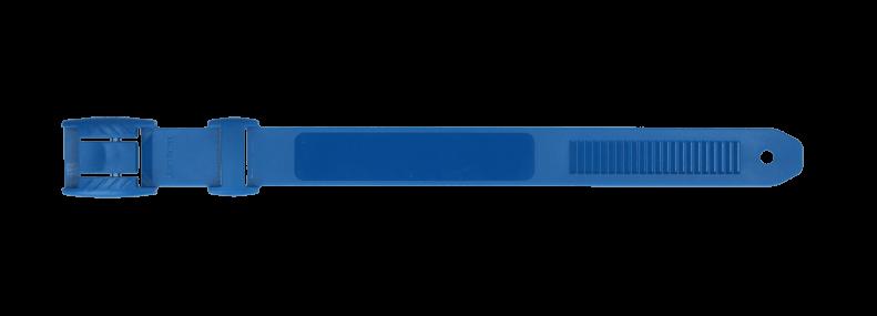 HAC - Markierungsband aus Kunststoff, blau