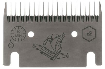 Schermesser UNTERMESSER LI 106