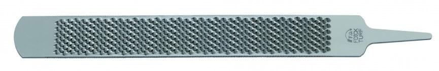 DICK - Turf Hufraspel, 40mm Blattbreite, 5mm Dicke, 300mm Hieblänge