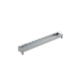 Metall Futtertrog 50cmfür Küken
