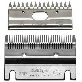 Heiniger 31F/15 Schermesser Set